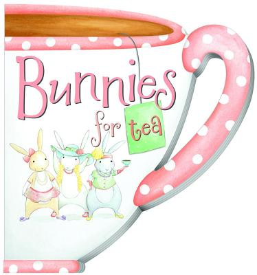 Bunnies for Tea By Stone, Kate